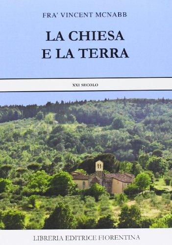Copertina di 'La Chiesa e la terra'