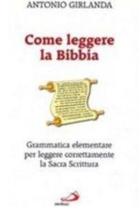 Copertina di 'Come leggere la Bibbia'