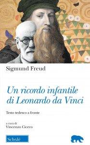 Copertina di 'Un ricordo infantile di Leonardo Da Vinci'