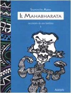 Copertina di 'll mahabharata raccontato da una bambina vol.1'