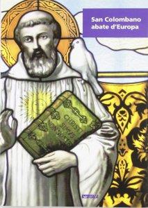 Copertina di 'San Colombano abate d'Europa'