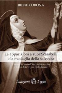 Copertina di 'Le apparizioni a suor Scarabelli e la medaglia della salvezza'