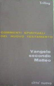 Copertina di 'Vangelo secondo Matteo. Vol.2'