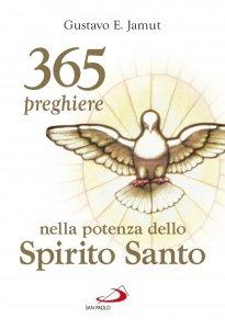 Copertina di '365 preghiere nella potenza dello Spirito Santo'