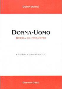 Copertina di 'Donna-Uomo'