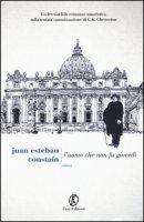 L' uomo che non fu giovedì - Constaín Juan Esteban