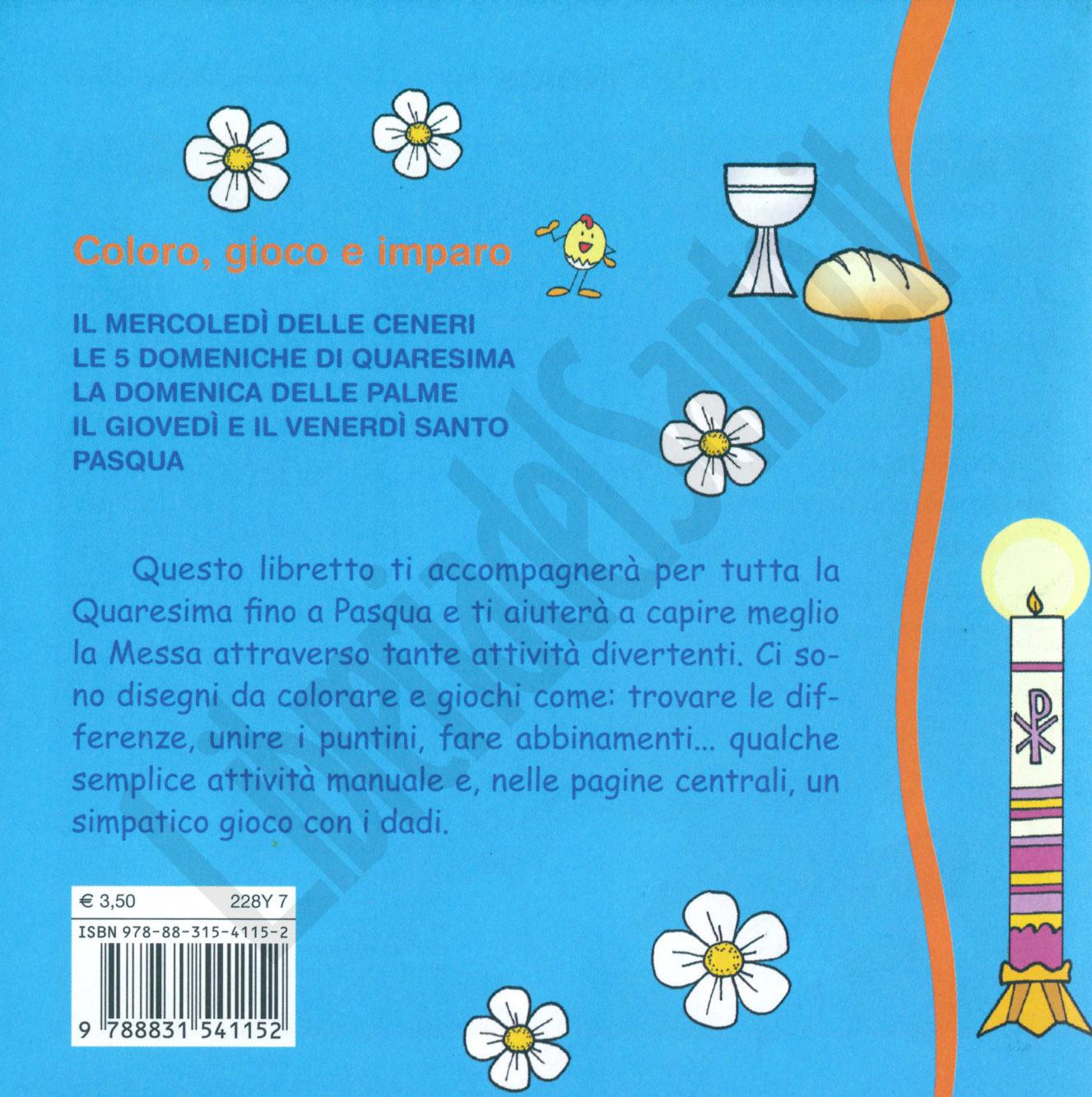 La Domenica Dei Piccoli Quaresima E Pasqua Anno B Libro Vitali