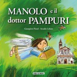Copertina di 'Manolo e il dottor Pampuri'