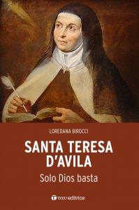 Copertina di 'Santa Teresa d'Avila'