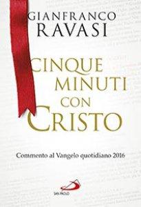 Copertina di 'Cinque minuti con Cristo'