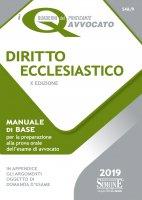 I Quaderni del Praticante Avvocato - Diritto Ecclesiastico - Redazioni Edizioni Simone