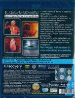 Immagine di 'Il corpo umano - La macchina incredibile -  Blu-ray Disc'