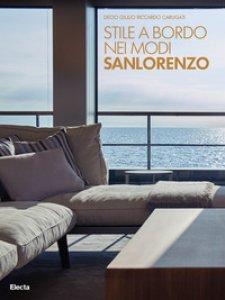 Copertina di 'Sanlorenzo e i designer'