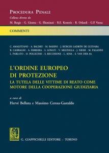 Copertina di 'L'ordine europeo di protezione'