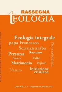 Copertina di 'Rassegna di Teologia n. 4/2019'