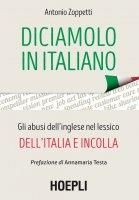 Diciamolo in italiano - Antonio Zoppetti