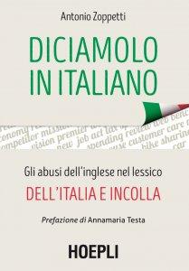 Copertina di 'Diciamolo in italiano'