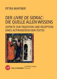 "Copertina di 'Der ""Livre de sidrac"":  die quelle allen wissens'"