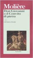 Don Giovanni o Il convito di pietra. Testo francese a fronte - Molière