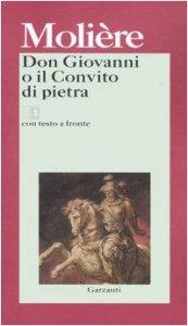 Copertina di 'Don Giovanni o Il convito di pietra. Testo francese a fronte'