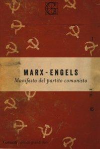 Copertina di 'Il manifesto del Partito Comunista'