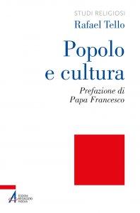 Copertina di 'Popolo e cultura'