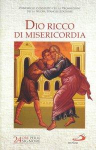 Copertina di 'Dio ricco di misericordia'