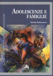 Copertina di 'Adolescenze e famiglie'