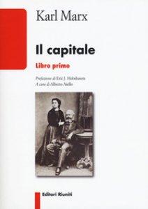 Copertina di 'Il capitale. Vol. 1/1'