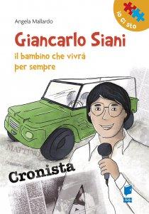 Copertina di 'Giancarlo Siani'