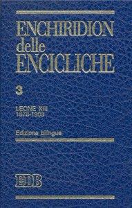 Copertina di 'Enchiridion delle Encicliche. 3'