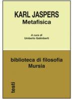 Metafisica - Karl Jaspers