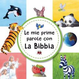 Copertina di 'Le mie prime parole con la Bibbia'