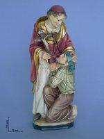 Statua San Carlo Borromeo di  su LibreriadelSanto.it