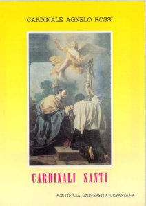 Copertina di 'Cardinali santi'