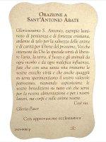 Immagine di 'Immagine Sant'Antonio Abate (10 pezzi)'