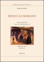 Rosicca e Morano. Due intermezzi per «Siface». Napoli, Teatro di San Bartolomeo, 1723 - Feo Francesco