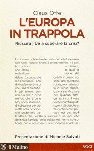 Copertina di 'L' Europa in trappola'