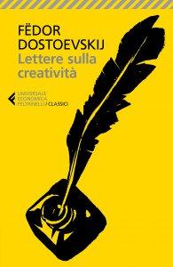 Copertina di 'Lettere sulla creatività'