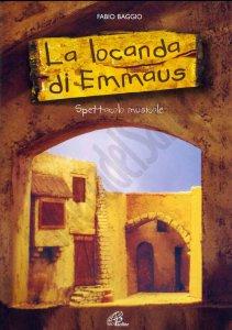 Copertina di 'La locanda di Emmaus'