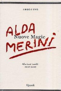 Copertina di 'Nuove magie. Aforismi inediti 2007-2009. Con DVD'
