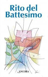 Copertina di 'Rito del battesimo'