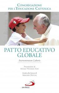 Copertina di 'Patto educativo globale. Instrumentum laboris'