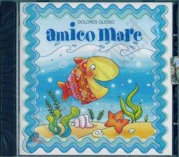 Copertina di 'Amico mare - CD'