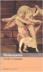 Copertina di 'Troilo e Cressida. Testo inglese a fronte'