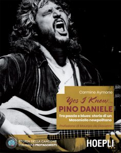 Copertina di 'Yes I know… Pino Daniele'