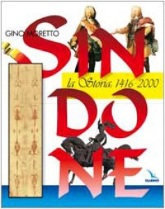 Copertina di 'Sindone. La storia: 1416-2000'