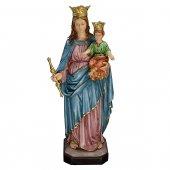 "Statua in resina colorata ""Maria Ausiliatrice"" - altezza 60 cm"