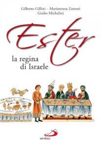 Copertina di 'Ester la regina di Israele'