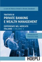 Trattato di Private Banking e Wealth Management, vol. 3 - Marco Oriani, Bruno Zanaboni
